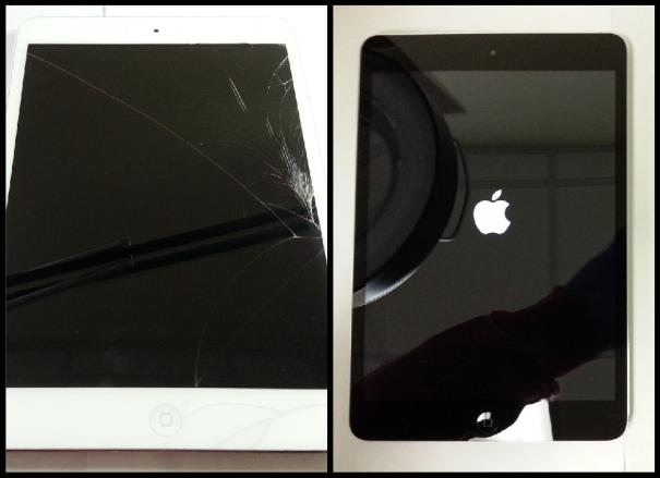 iPad Mini Screen Repair & Color Change