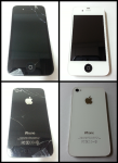 iPhone 4S Color Switch & Screen Repair