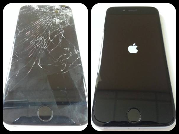 iPhone 5S Screen Fix